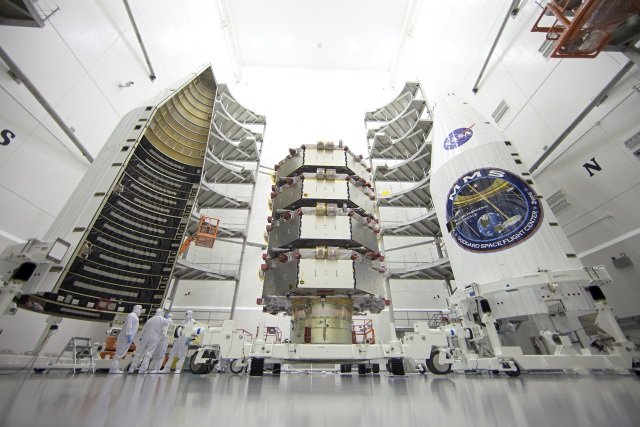 Countdown for NASA Mission MMS - On board: Technical know-how from Graz