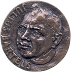 Julius-Bartels-Medaille (Foto: European Geosciences Union (EGU))