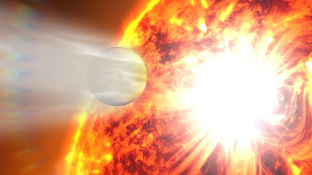 Survival Strategies of Exoplanets - How hot Jupiters can Survive Close to a Star